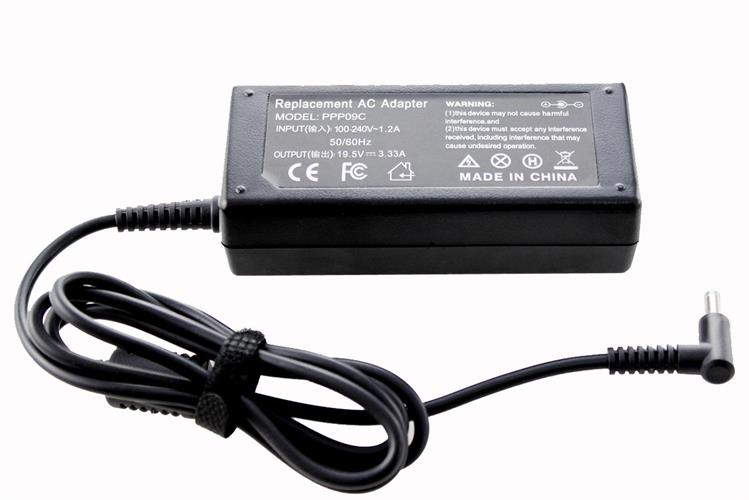 HP PAVILION 17-e049wm 17-e050us 17-e052xx AC Adapter Charger Power Supply Cord wire